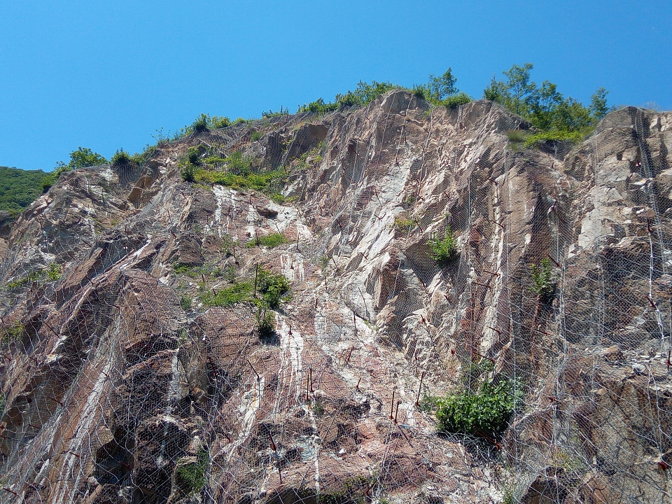Система Mineral Terramesh