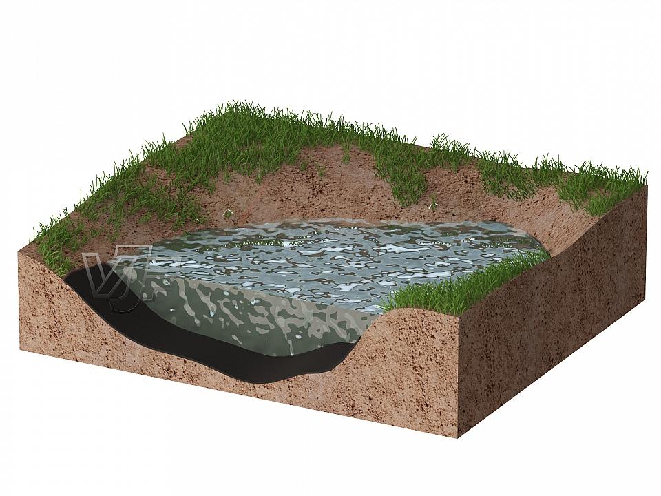 Изграждане на изкуствени езера