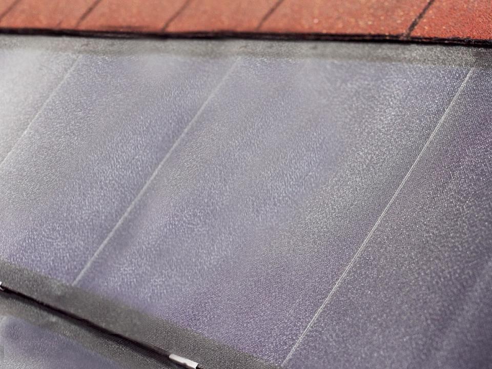 Твърди тънкослойни фотоволтаични панели