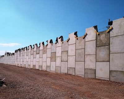 MacRes® Concrete vertical wall system. Project: Sofia South ring road – road junction between Mladost and Gorublyane