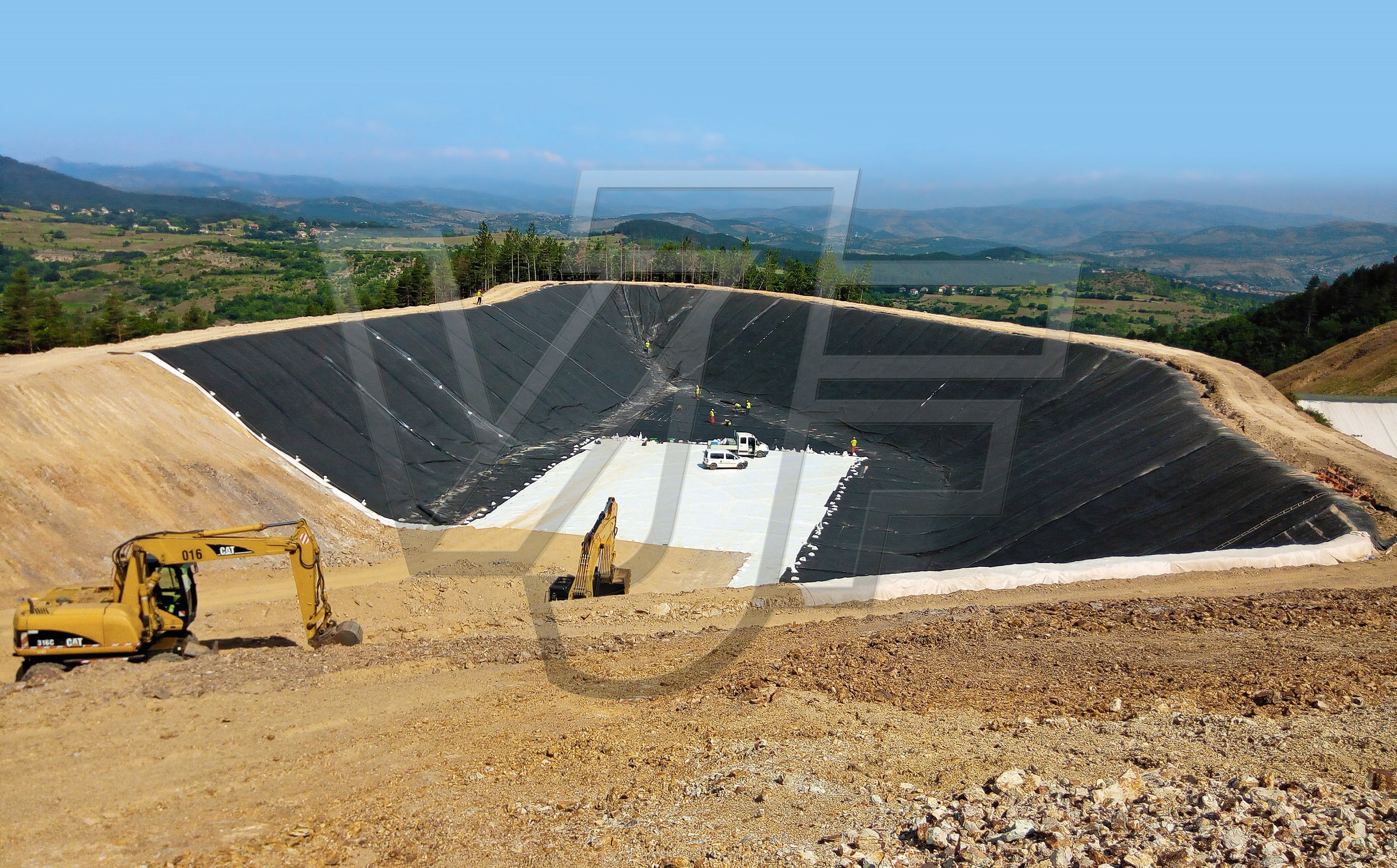 Изграждане на резервоар за дренажни и дъждовни води към находище Хан Крум до гр. Крумовград