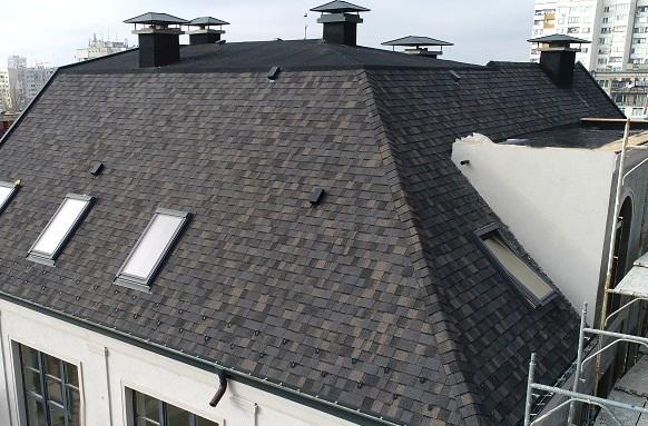 Хидроизолационни дейности на тераси и скатен покрив на жилищна сграда