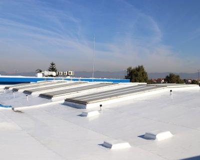 Waterproofing Renovation Works On The Roof Of PRIMEX Center in Sofia