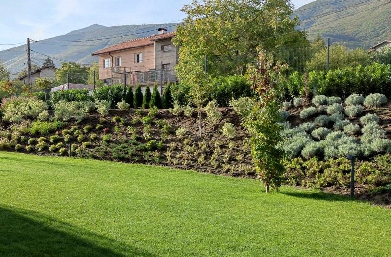 Моделиране на терена със системи EcoWeb Garden