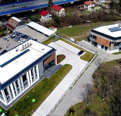 "Хидроизолационни дейности на новите офис сгради на ""Булгермед"" и ""Инфомед"""