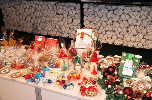 Благотворителен Коледен базар 2019 г. – ВИ ДЖИ ЕФ