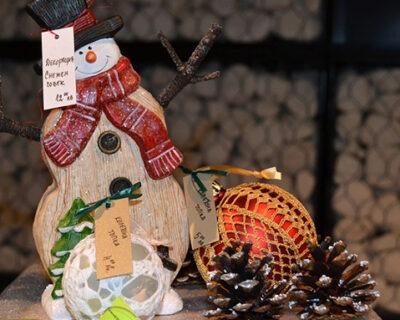 Благотворителния Коледен Базар 2014 г.