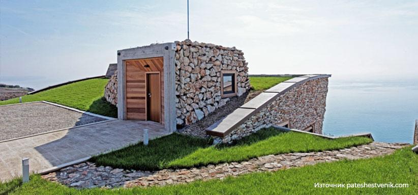 """""""Къщата на равноденствието"""" – иновативни решения за зелен покрив"""