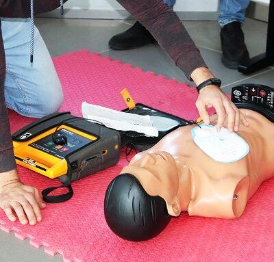 Поредно обучение по оказване на първа помощ за ВИ ДЖИ ЕФ