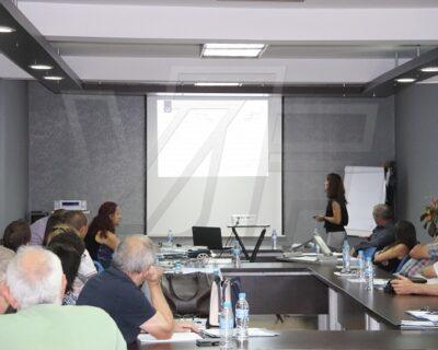 ВИ ДЖИ ЕФ презентация по покана на КИИП Ямбол