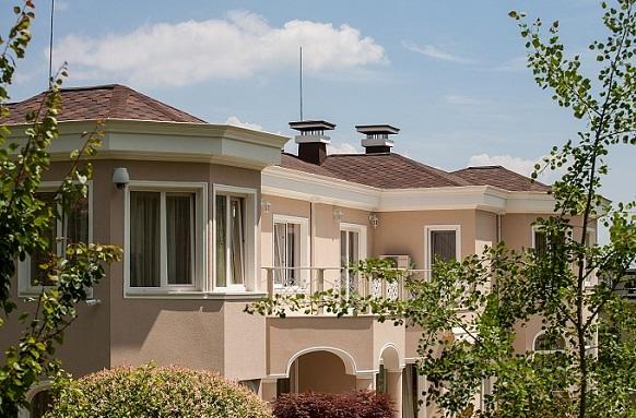 Покрив на еднофамилна къща в кв. Бояна – изпълнен с продукти на ВИ ДЖИ ЕФ