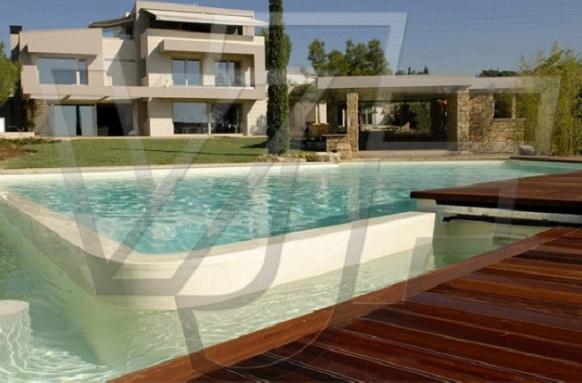 Синтетични фолиа за басейни