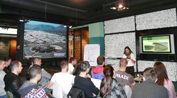 ВИ ДЖИ ЕФ представи алтернативни укрепващи системи пред студенти