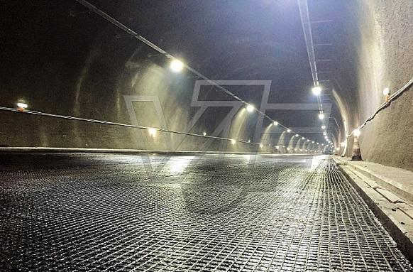 ВИ ДЖИ ЕФ с принос при ремонтa на тунел Витиня