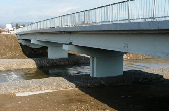 Завърши укрепване на речното корито на река Лесновска – село Негован