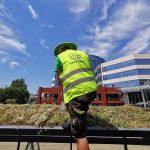 Зелени спирки в град Бургас от ВИ ДЖИ ЕФ
